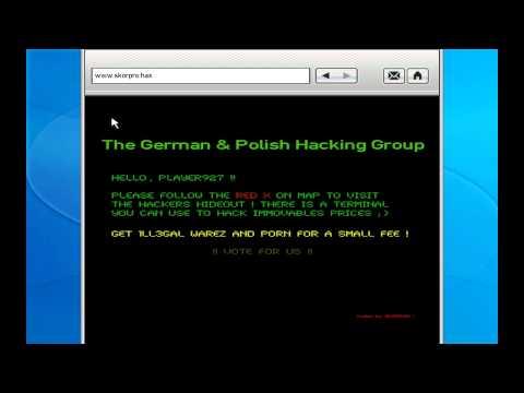 GTA IV - Coded WHM (HTML) Page TEST By Skorpro