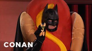 National Batman AND Hot Dog Day