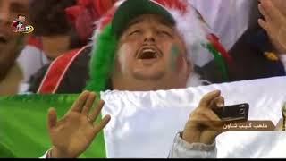 النشيد الوطني الجزائري في الملاعب العالمية ووقوف الشعب البرازيلي يردد في النشيد الوطني MP3
