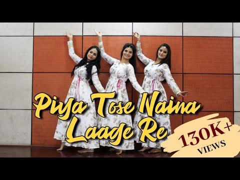 Piya Tose Naina Laage Re | Jonita Gandhi | Dance Cover