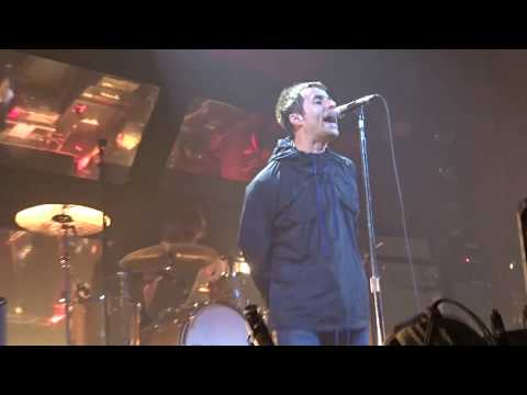 Liam Gallagher - Live Forever (Manchester Ritz 30/05/17)