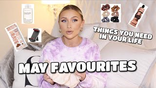 MAY FAVOURITES | THINGS YOU NEED IN YOUR LIFE