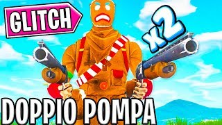 "GLITCH POWER ""How to ACTIVATE"" at 20/01 - Fortnite ITA"