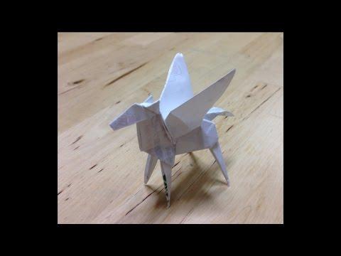 簡単 折り紙:リアル折り紙 折り方-youtube.com