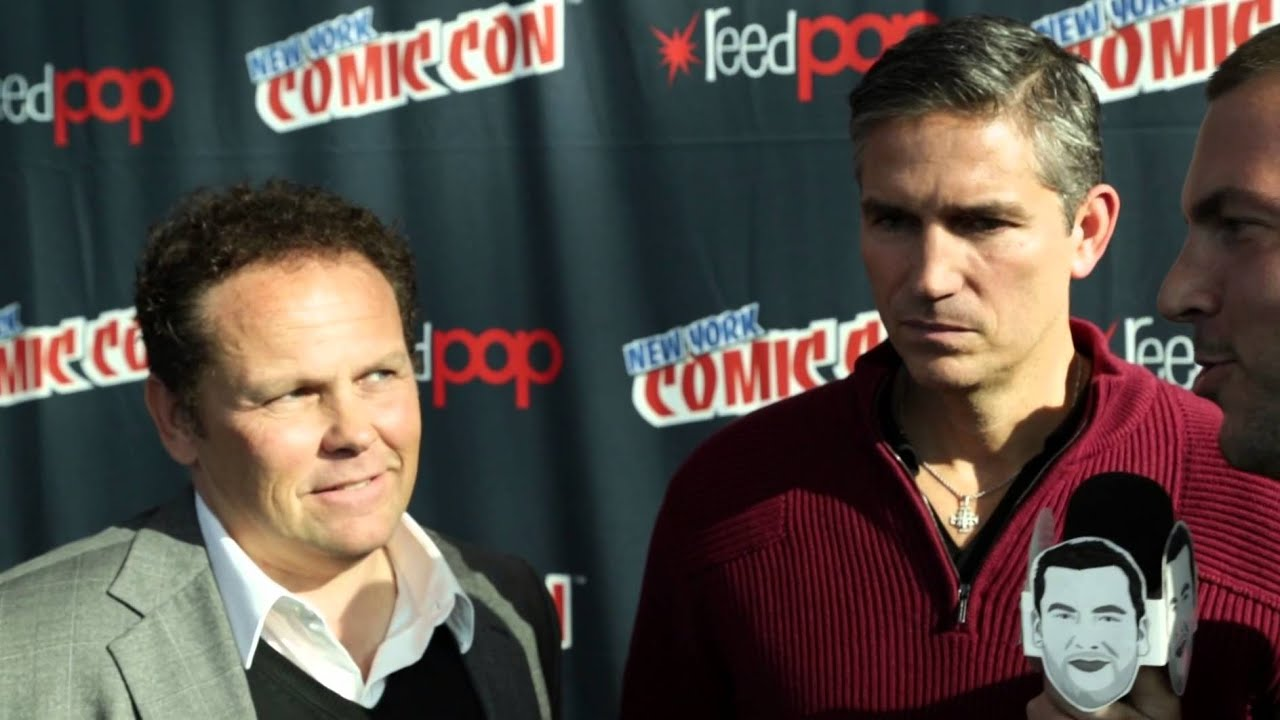 Person of Interest Cast Interviews by Scott Yager