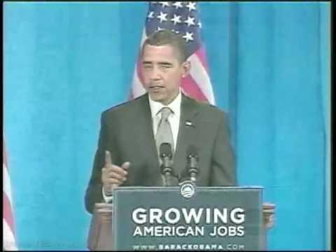 Obama, McCain Campaign in Key States