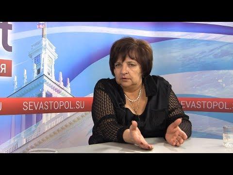 В студии ForPost Татьяна Ермакова - председатель Русской общины Севастополя
