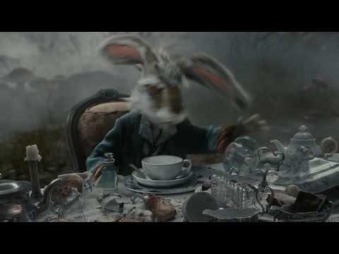 #Дёрганный Мартовский Заяц #March Hare
