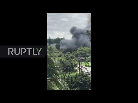 USA: At least two policemen killed in Honolulu shooting