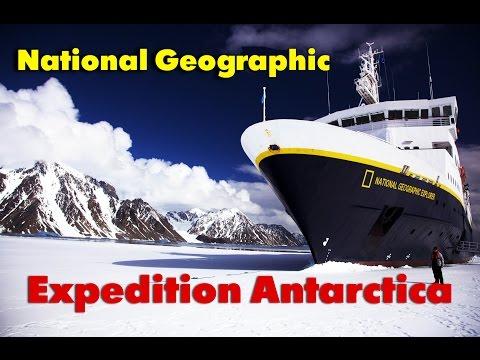 NG: Экспедиция в Антарктиду / Expedition Antarctica (2009) - Видео онлайн