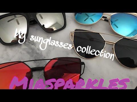 ebay-sunglasses-collection-(quay,-prada,-ray-ban-dupes)-try-on- -miaisastar-😎