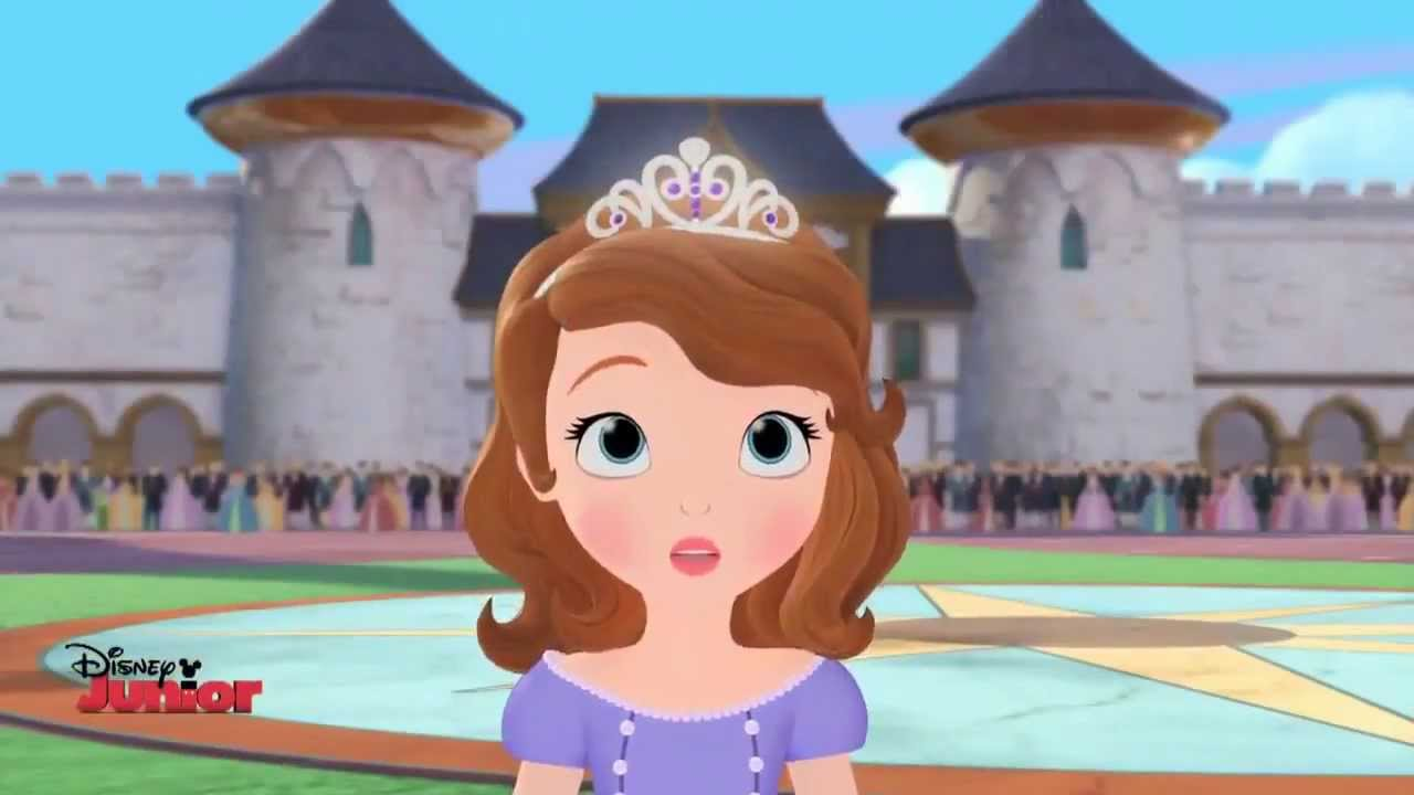 Sofia The First Opening Bahasa Indonesia YouTube