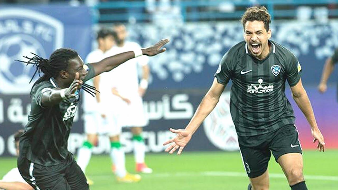 ملخص مباراة الهلال السعودي 3-0 الاتحاد السكندري | تعليق علي سعيد الكعبي | كأس زايد للأندية