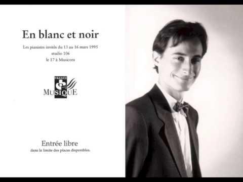 François Weigel : complete recital on France Musique (1995)