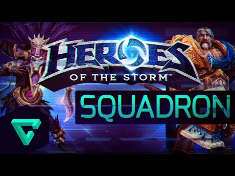"""TGN Squadron: Heroes of the Storm - """"This Is How We Win"""""""
