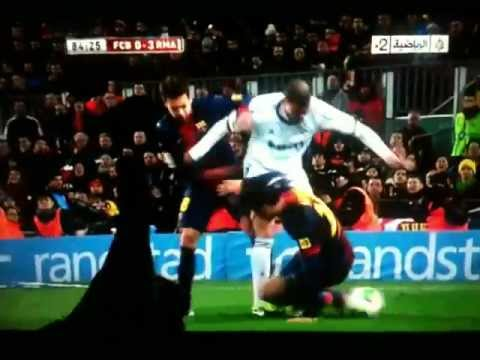 PEPE VS BARCELONE SEMI FINAL 2013