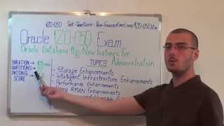 1Z0-050 – Oracle Exam Database 11g Test Features Questions