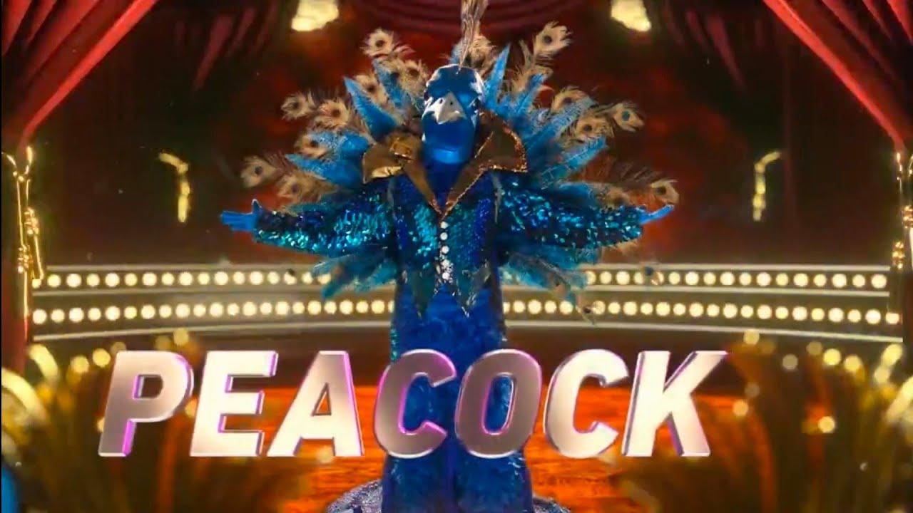 Masked Singer Peacock all performances & reveal | Season 1