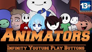 Animators Infinity Youtube Play Buttons - Avengers Infinity War Fanmade  Trailer