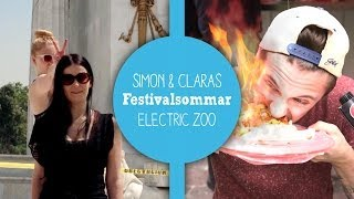 This is gonna burn like a motherf***er | Festivalsommar med Simon & Clara | Ep.2: Electric Zoo