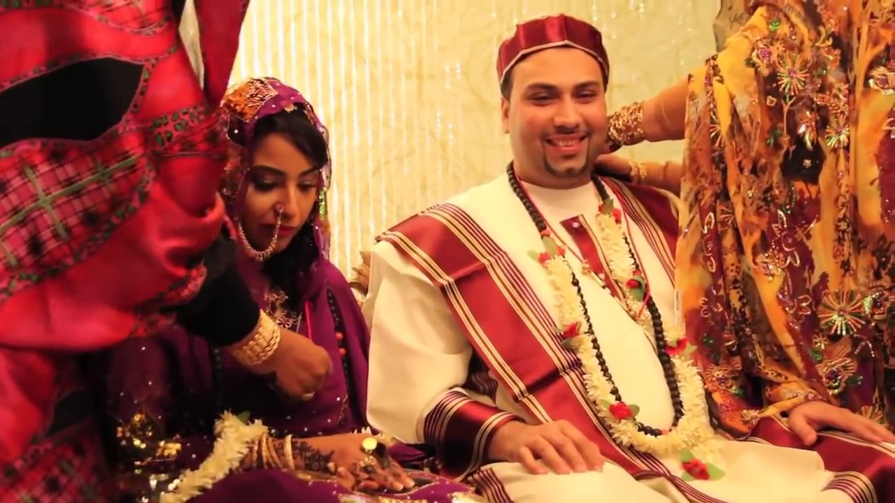 Sudanese wedding rituals and traditions - Reem Sudan Mohammad Pakistan Wedding Highlights Of The Day