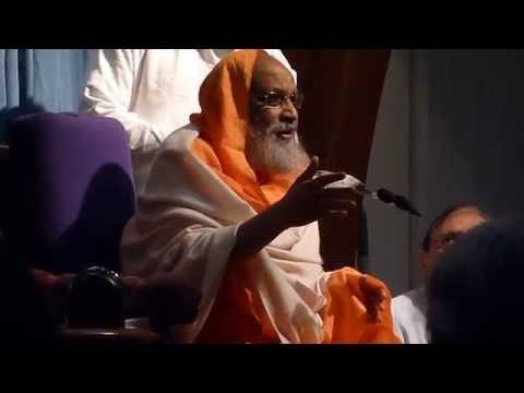 Pujya Swami Dayanand Saraswati (Arsha Vidya Gurukulam,Saylorsburg PA) 25Sept2013 chanting