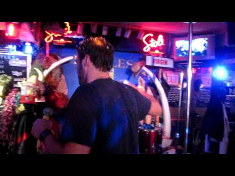 John Kyle Grady karaoke @ Dimples