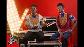 Intégrale Duo Elie et Hermann Audition à l'aveugle The Voice Afrique francophone 2017