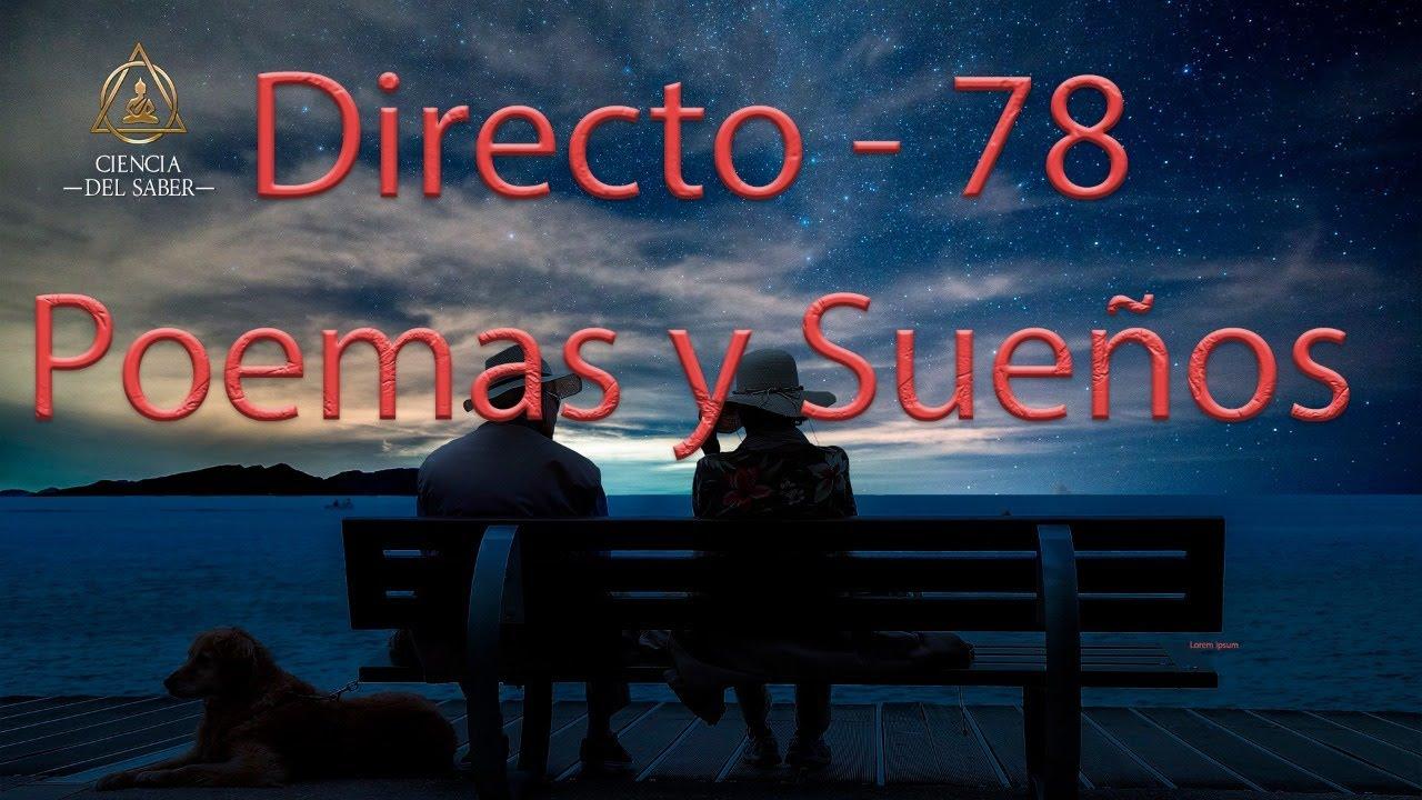 Directo - Poemas y Sueños - Programa nº 78