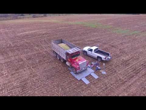 Thomas Farms Corn Plot 2017