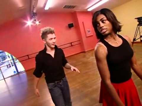 81 Travis and Martha's Salsa (Part 1 The performance) Se2Eo12.