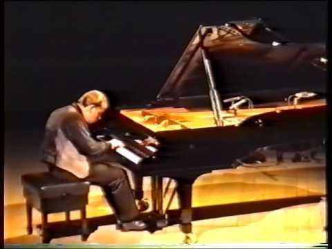 Kamasa plays Gładkowski Mulhouse 1995/1. Prelude-Kujawiak, Fugato una voce, Postlude-Jazzin'