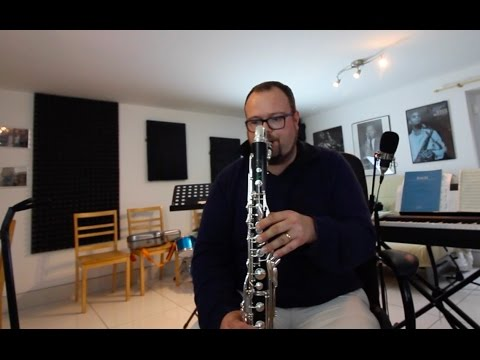PLAYING BASS CLARINET IN JAZZ