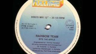 RAINBOW TEAM - Bite the apple (1982)