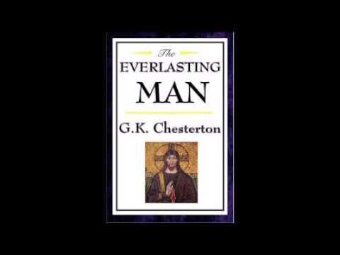 the Everlasting Man (audiobook) by G.K. Chesterton