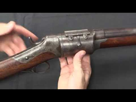 Roper Revolving Shotgun (now with dummy cartridges!)