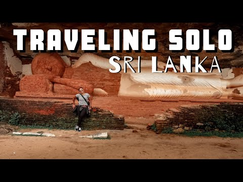 MY FIRST FEMALE SOLO TRAVEL TRIP to Kandy   Sri Lanka Travel Series   Ep.1   illustrated by Sade