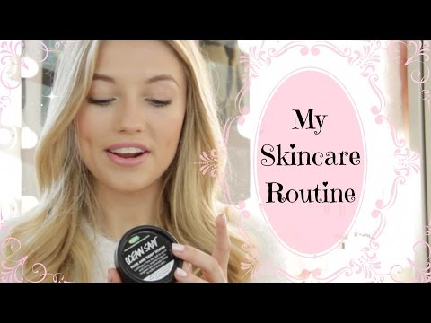 My Skincare Routine/ Lush Skincare Review   Freddy My Love