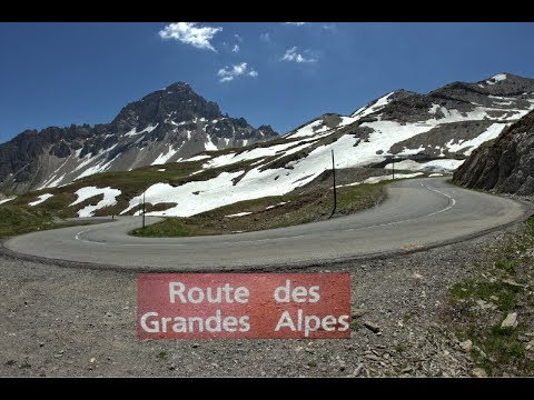 Route des Grandes Alpes | SJCAM 7 Star | Quadro 350S | Piaggio MP3