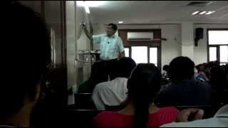 "Mukul Pathak - ""Ethics, Integrity and Aptitude"" Lectures Part 6"