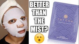 Tatcha Luminous Dewy Skin Mask Review