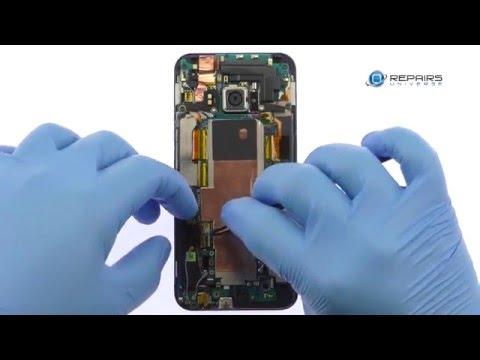 HTC One M9 Ear Speaker Replacement - RepairsUniverse