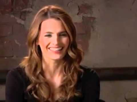 Stana Katic talks out Kill S and her relationship with Castle Part ...