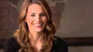 Stana Katic talks about Kill Shot and her relationship with Castle Part 2