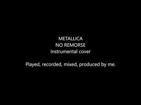 Metallica - No Remorse [Instrumental cover]