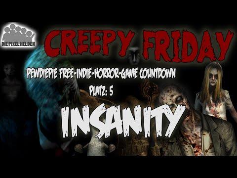 CREEPY FRIDAY - INSANITY - PDPFIHGCD #04 [HD]