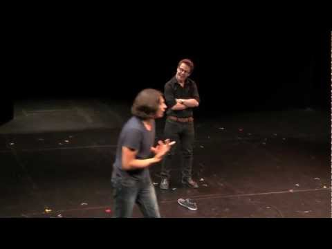 Stratford Shakespeare Challenge (2012): The Comedy of Errors, Act III, Scene 2