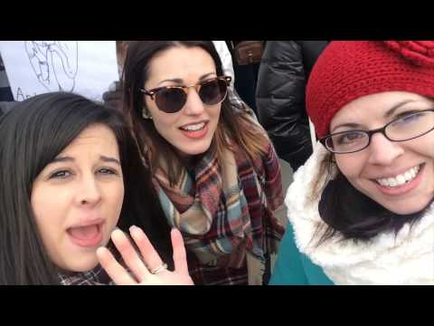 Students For Life at the 2017 March For Life