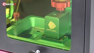 Test driving the Photon UV Resin DLP 3D Printer from Anycubic