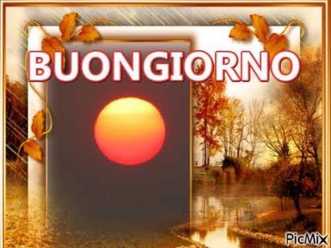Buongiorno un esplosione di sole per augurare una buona giornata a te e a tutti